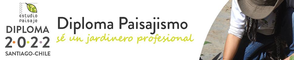 Diploma Paisajismo