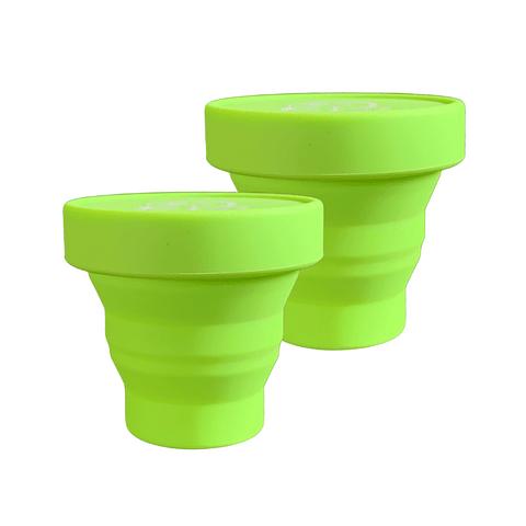 KIT: Dos Vasos Esterilizadores