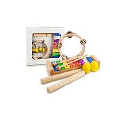Set de percusion Nutech 7093