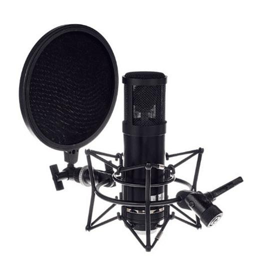 Microfono condensador pack STC-20