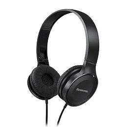 Audifono Panasonic negro hf100