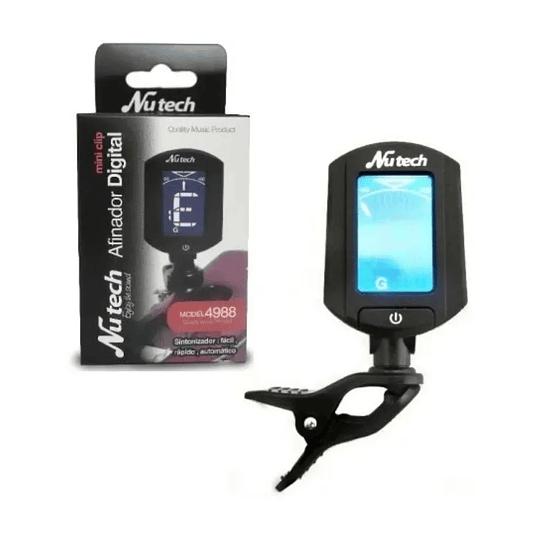 Afinador digital pinza Nutech 4998