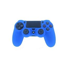 Funda Protectora para Joystick PS4 ULTRA Azul