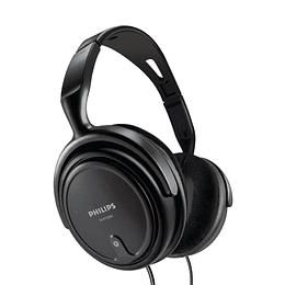 Audifono SHP2000 negro Philps