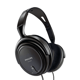 Audifono SHP2000 negro Philps
