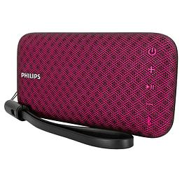 parlante bluetooth BT3900B rosado Philips