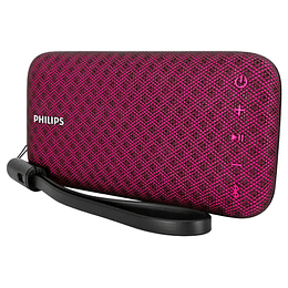 parlante bluetooth BT3900B rosado Philips