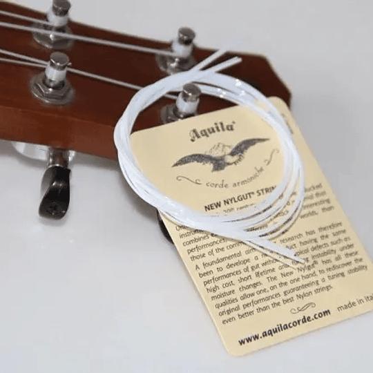 Cuerdas Aquila Para Ukelele soprano o concierto
