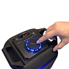 Parlantes  karaoke Funkydisco Mlab 8251