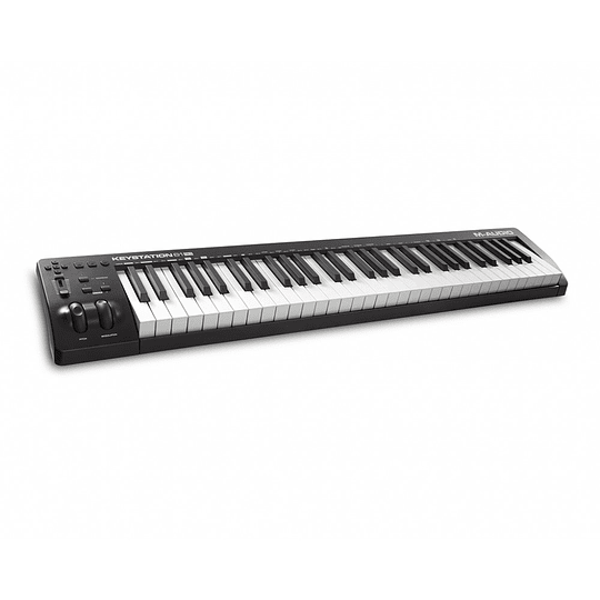 Controlador Midi Keystation 61 MK3 M-Audio