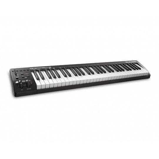 Controlador Midi Keystation 61 MK3 M-Audio