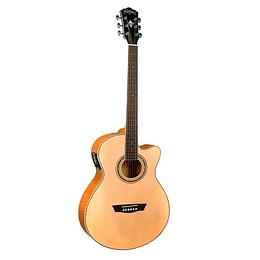 Guitarra electroacústica EA12ats Washburn