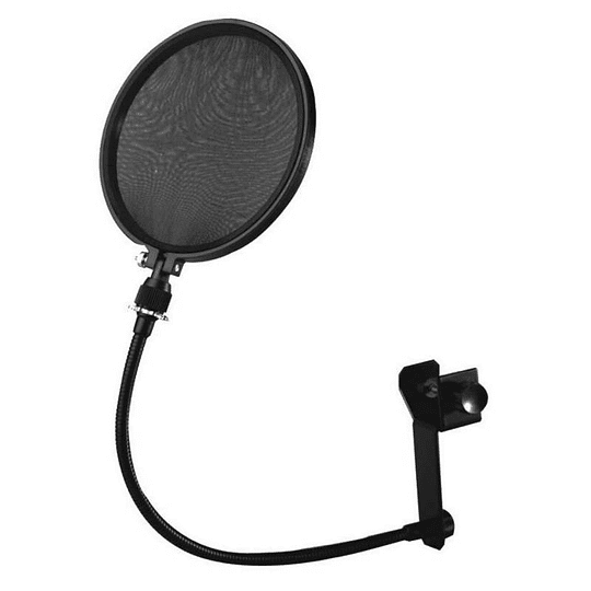 Antipop para microfonos