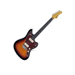 Guitarra Tagima TW61SB Sunburst