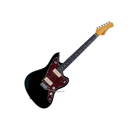 Guitarra Tagima TW61BK negra