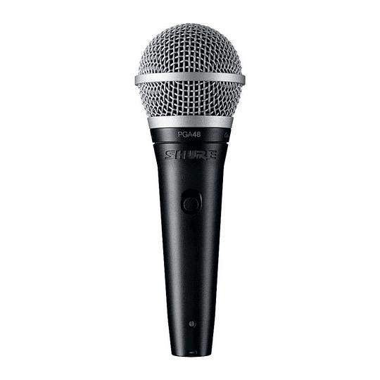 Microfono dinamico PGA48XLR SHURE