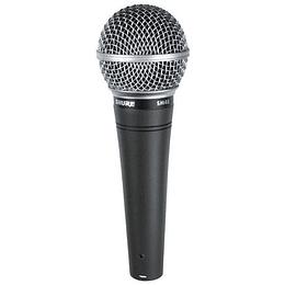 Microfono dinamico SM48LC SHURE