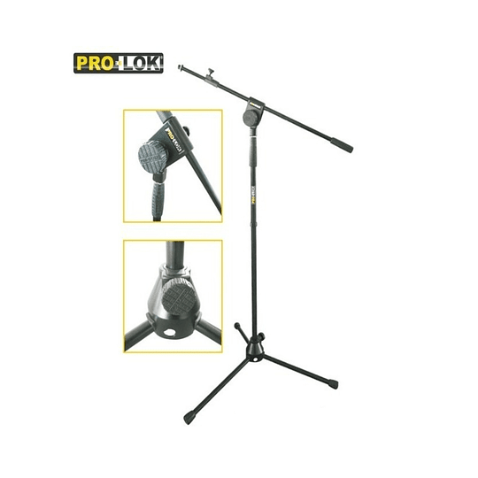 Atril de microfono PMB760 PROLOK