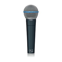 Microfono dinamico BA 85A Behringer
