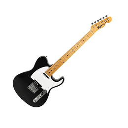 Guitarra Electrica TW55BK L/WH