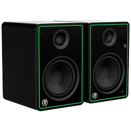 Monitores de estudio activos CR5-X (par), 80 watts Mackie