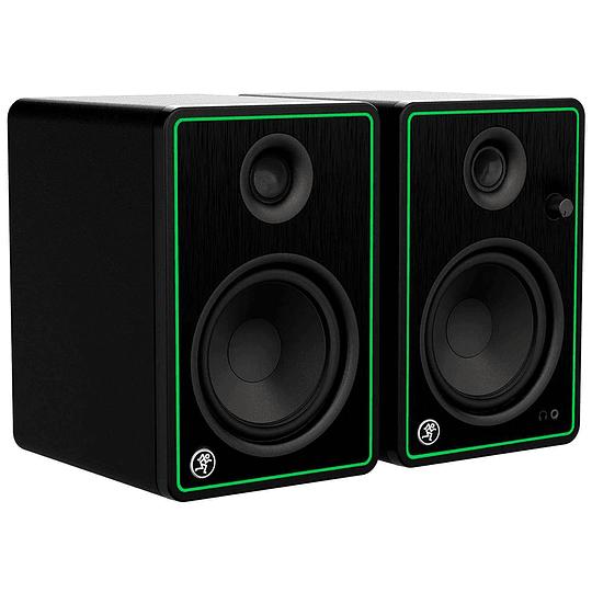 Monitores de estudio CR4-X (par), 50 watts