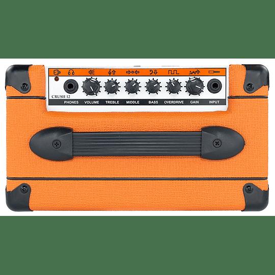 Orange Crush 12 Amplificador de Guitarra Combo 12watts 1x6