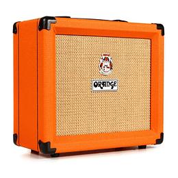 "Orange Crush 20 Amplificador de Guitarra Combo 20watts 1x8"""