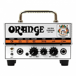 Orange cabezal de guitarra Micro Terror 20 watts
