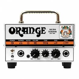 Orange cabezal de guitarra Micro Terror 20 watts