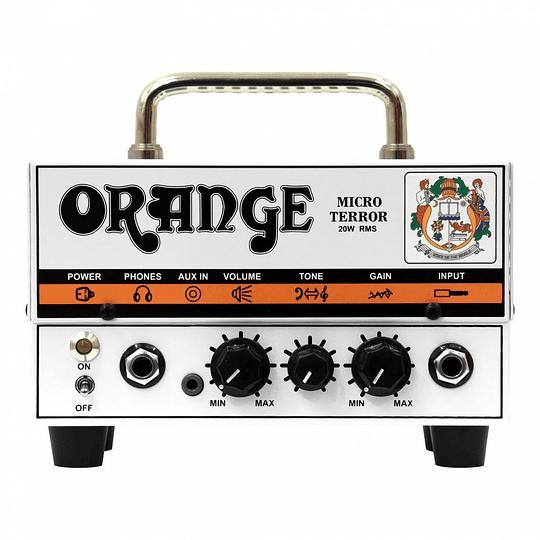 Orange gabinete de guitarra Micro Terror 20 watts