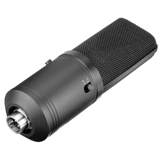Boya BY-M1000 Micrófono Condensador Multipatron