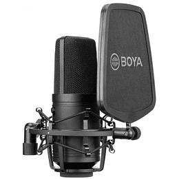 Micrófono Condensador Cardioide BYM800
