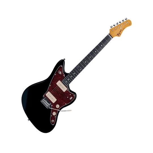 Guitarra Electrica Tagima Tw61 Bk Dtt