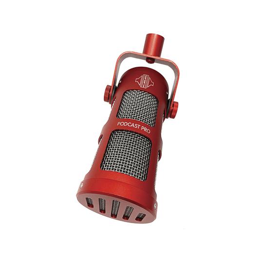 Microfono Sontronics Podcast Pro (variedad de colores)
