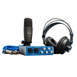 Interfaz Audiobox Usb 96 Studio 2x2 Usb
