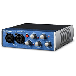 Interfaz Audiobox Usb 96 Presonus