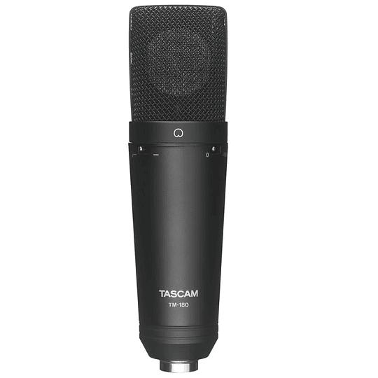 Tascam TM180 Microfono Condensador