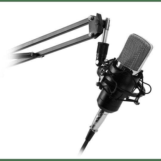 Micrófono Condensador Pack Philco 26PLCKIT67