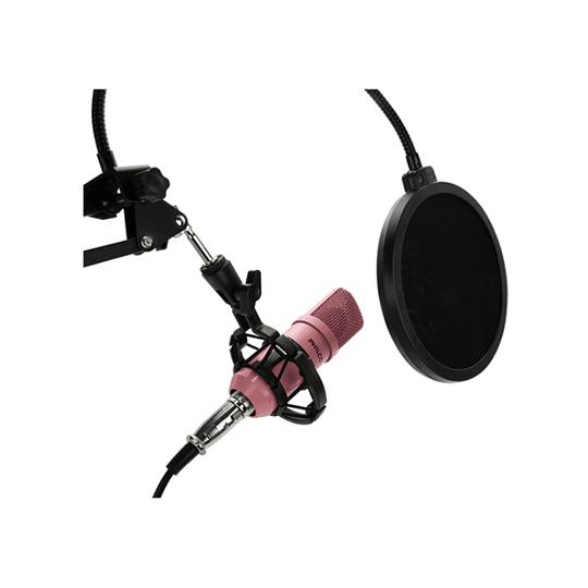 Micrófono Condensador Pack Philco 26PLCKIT69