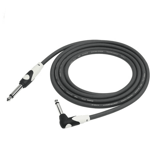 Cable Plug 6 mts LGI202BK