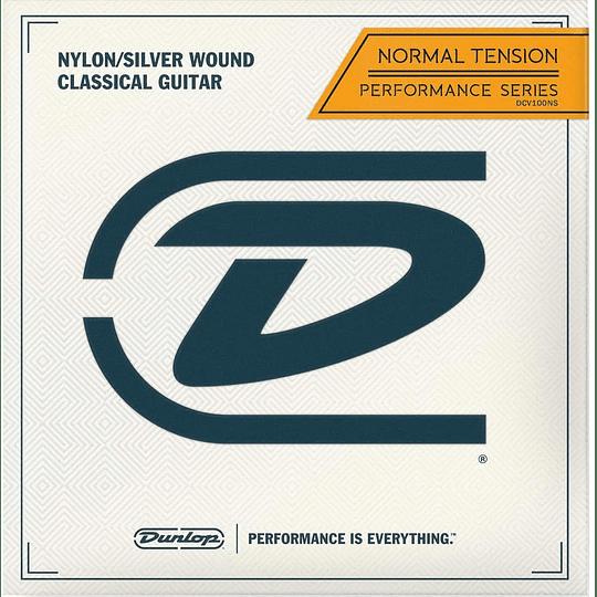 Cuerdas para guitarra clasica Dunlop DCV100NS