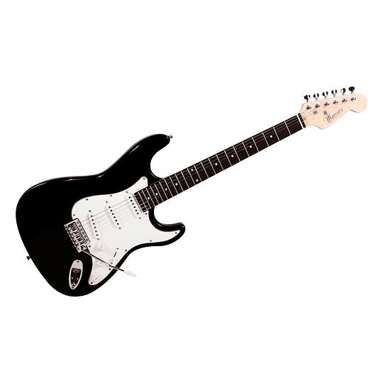 Pack Guitarra electrica más Amplificador y accesorios Mercury MS15N
