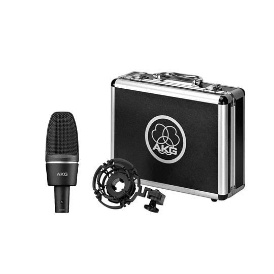 Microfono condensador C3000 Akg