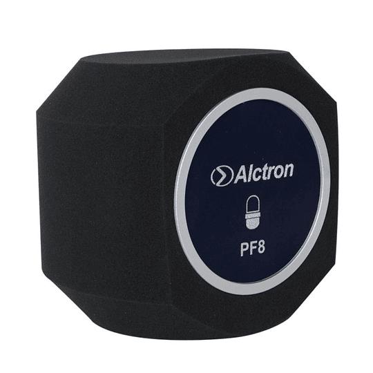 Filtro Reflexion con Antipop PF8BL Alctron