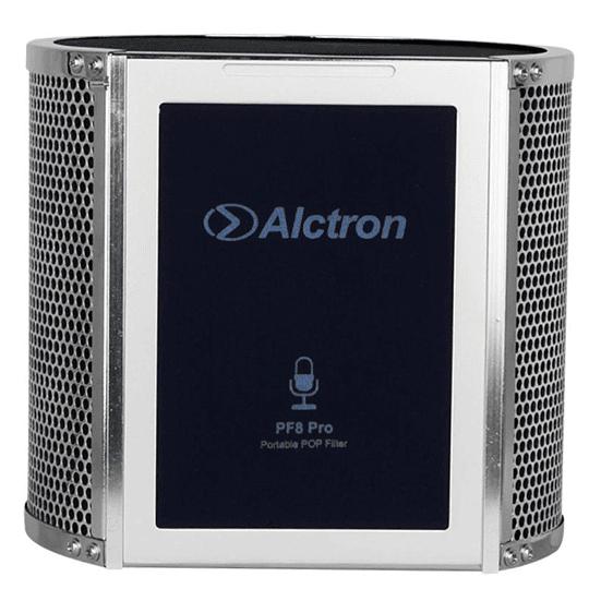 Filtro Reflexion con Antipop PF8PROBL Alctron