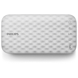 Parlante bluetooth BT3900w blanco Philips