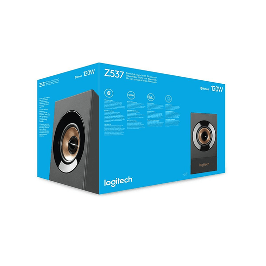 Parlante bluetooth powerful sound Z537 Logitech