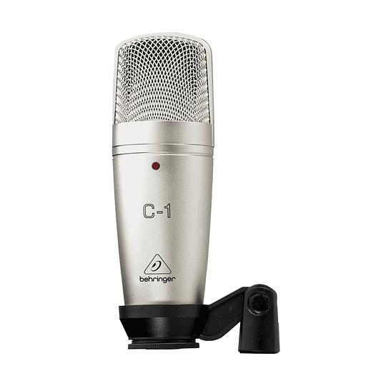 microfono condensador C1 Behringer