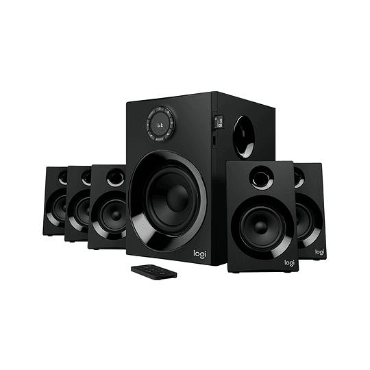 Parlante Logitech Z607 5.1 Surround Sound Bt 160w